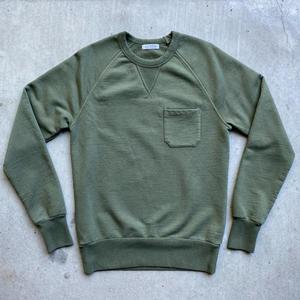 Pocket Sweatshirt - Moss