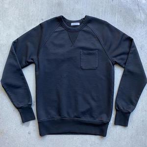 Pocket Sweatshirt - Black