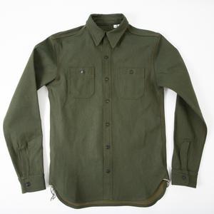 #40 Japan Olive Workshirt