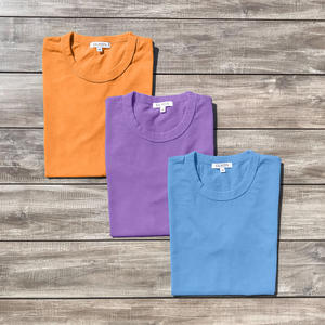Heavyweight T-Shirt 3 Pack (Lavender, Sky, Tangerine)
