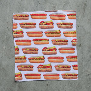 #693 Hot Dogs Short Sleeve Shirt