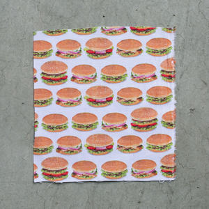 #692 Hamburgers Short Sleeve Shirt