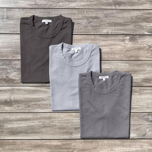 Heavyweight T-Shirt 3 Pack (Gunmetal, Dark Grey, Light Grey)