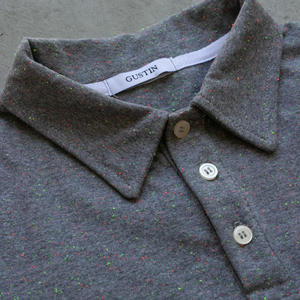 Rainbow Nep Polo - Grey