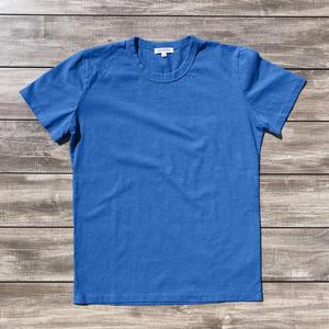 Heavyweight Pigment Dye T-Shirt 2 Pack (Shallow Blue)