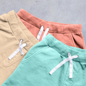 Sweatshorts 3 Pack (Khaki, Coral, Mint)