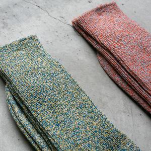Japan Melange Sock 2PK