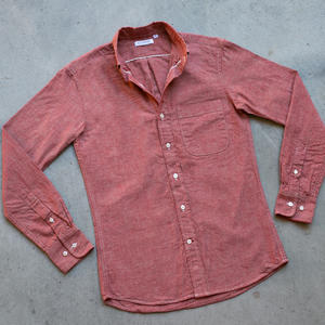 #769 Vintage Red Selvedge Chambray