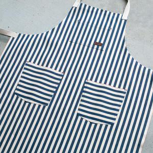 Cone Stripe Selvedge Apron