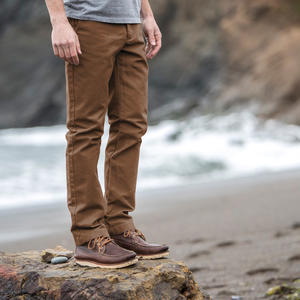 #207 Camel Duck Canvas Chino