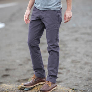#209 Dusk Blue Canvas Chino