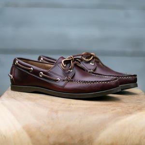 Horween CXL #8 Boat Shoe