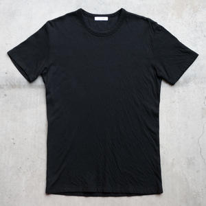 Double Knit T-Shirt 2 Pack - Black