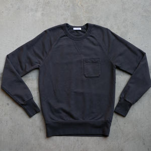 Pocket Sweatshirt - Titanium