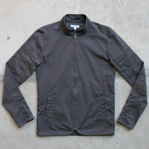Shell Jacket - Charcoal Stretch Twill