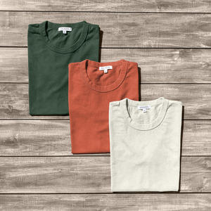 Heavyweight T-Shirt Fall Collection 3 Pack