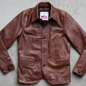 The L4 - Horween Horsehide Bourbon
