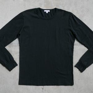 Long Sleeve Heavyweight T-Shirt 2 Pack (Black)