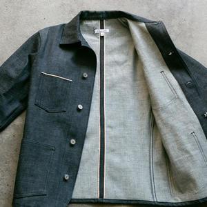 #1 Engineer Jacket - Okayama Standard