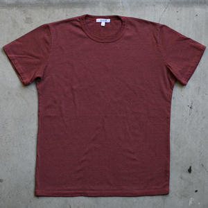 Heavyweight Heather T-Shirt 2 Pack (Oxblood)