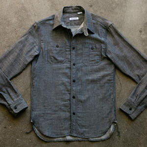 #58 Double Selvedge Workshirt