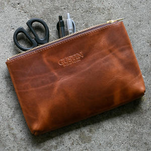Horween Dublin Utility Pouch - Large