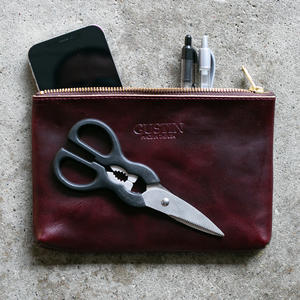 Horween CXL #8 Utility Pouch - Large