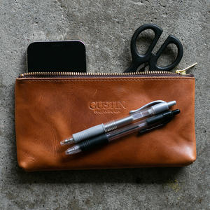 Horween Dublin Utility Pouch - Small
