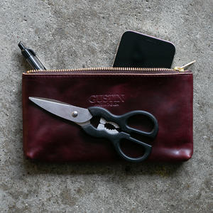 Horween CXL #8 Utility Pouch - Small