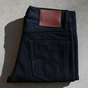 #70 Supple Indigo 5 Pocket