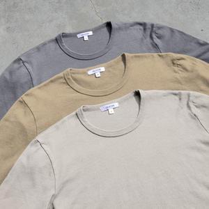 Long Sleeve Heavyweight T-Shirt 3 Pack Desert Shades
