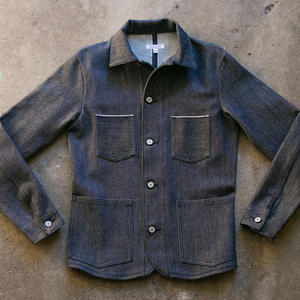 #12 Engineer Jacket - The Super Heavy