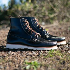 Guide Boot - Horween CXL Black