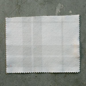 #805 Retro Melange Flannel - GreyXWhite