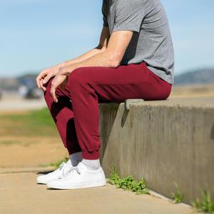 Sweatpants - Crimson