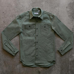 #67 Japan Army Selvedge Workshirt