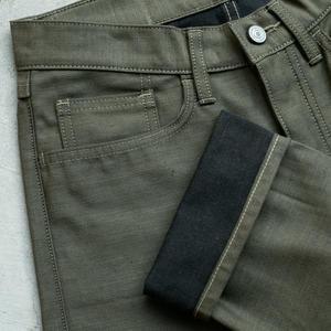 #75 OliveXBlack Sulfur 5 Pocket