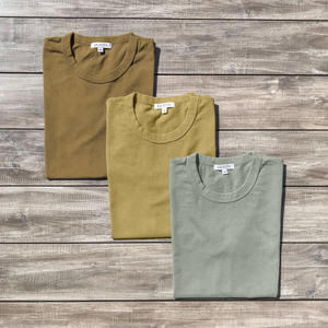 Heavyweight T-Shirt 3 Pack (Cumin, Mustard, Sage)