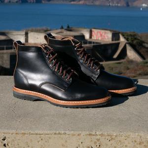 Classic Boot - Horween CXL Black