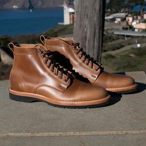 Classic Boot - Horween CXL Cavalier Moc