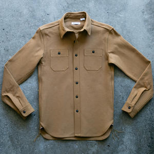 #71 Monster Selvedge Duck Workshirt
