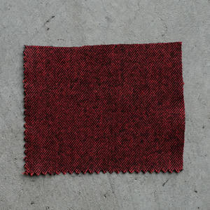 #820 Ultrasoft Herringbone - Redwood