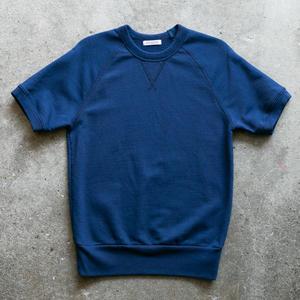 Short Sleeve Sweatshirt - Royal