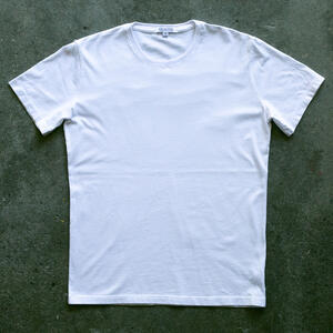 Pima Cotton T-Shirt 2 Pack (White)