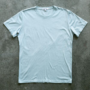 Pima Cotton T-Shirt 2 Pack (Sky)