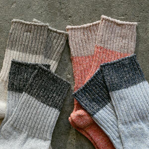 Japan Silk Hemp Sock 4PK