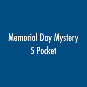 Memorial Day Mystery 5 Pocket