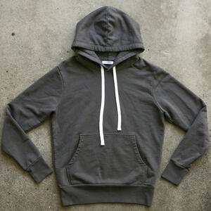 Charcoal French Terry Pullover