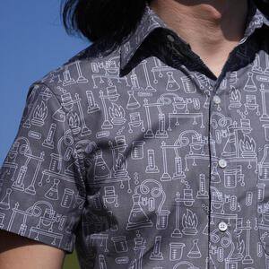 #841 Science Short Sleeve Shirt