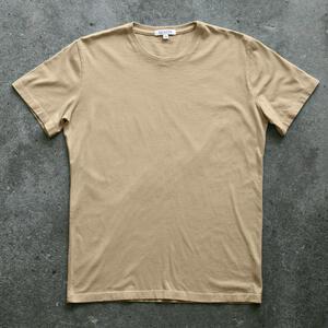 Pima Cotton T-Shirt 2Pk (Mustard)